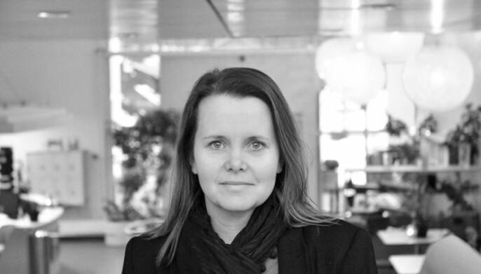 Spør arbeidsgivaren om råd, oppmodar Bente Hoff, avdelingsdirektør for IKT-tryggleik ved Nasjonal sikkerhetsmyndighet.