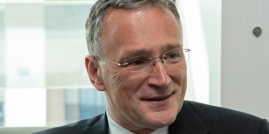 Sent tirsdag varslet Mauro Ferrari at han går av som president for Det europeiske forskningsrådet.
