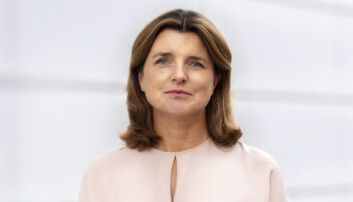 Administrerende direktør i Lånekassen, Nina Schanke Funnemark