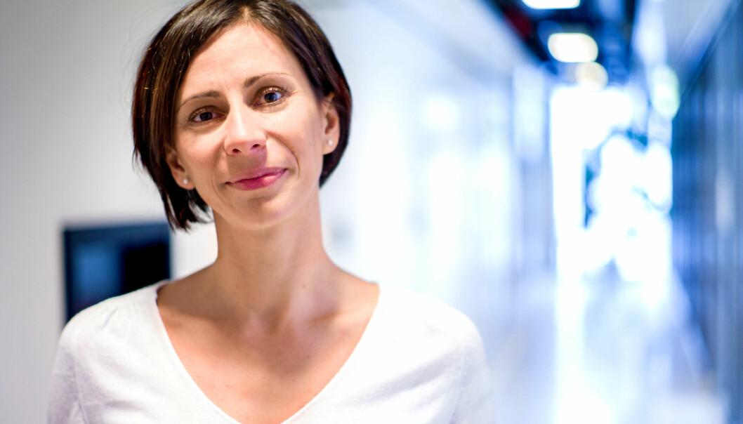 — De ansatte melder om en krevende ny hverdag, og trekker fram at den heldigitale hverdag er krevende og oppleves som stressende, forteller Crina Damsa, førsteamanuensis, Universitetet i Oslo.