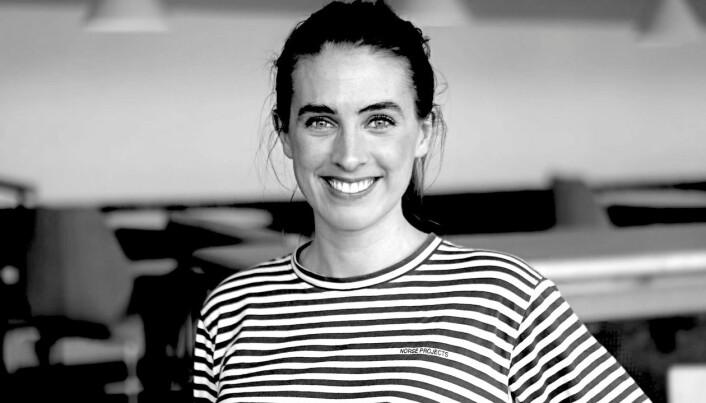 Lise Carlsen er opptatt av studentdemokrati, og satser på en varaplass.