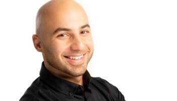 Facebook-aksjonist og professor ved NTNU, Mohammad Derawi.