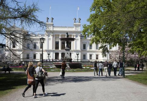 Stor søkervekst i Sverige