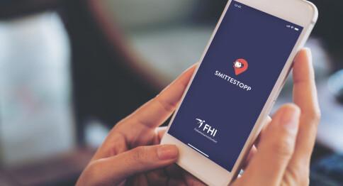 FHI vil at flere studenter skal laste ned Smittestopp-appen
