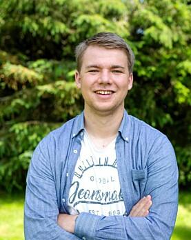 Håvard Rørtveit er listeleder for Blå liste.