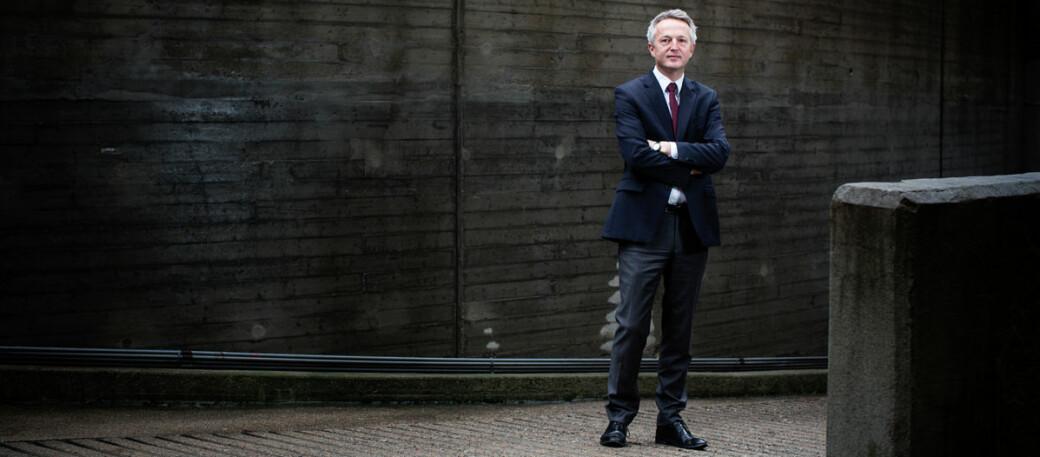 Direktør i NUPI, Ulf Sverdrup, deltok på Nicolai Tangens luksusseminar i november i fjor. Nå vil betale NUPI tilbake 48.712 kroner til Nicolai Tangen.