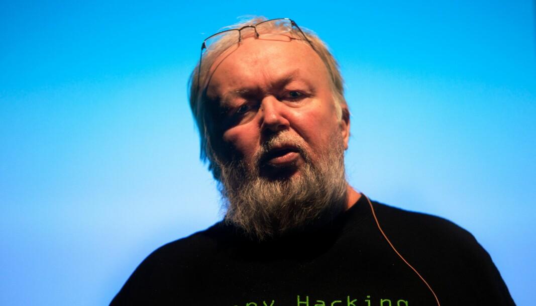 Gisle Hannemyr, forsker ved Universitetet i Oslo
