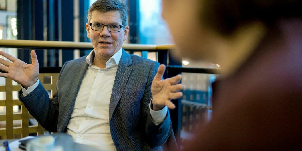 Vi har mange ansatte ved UiO som har en ganske tung og annerledes hverdag nå, og det er viktig at vi ligger i forkant og er godt forberedt på det som kommer, sier rektor Svein Stølen