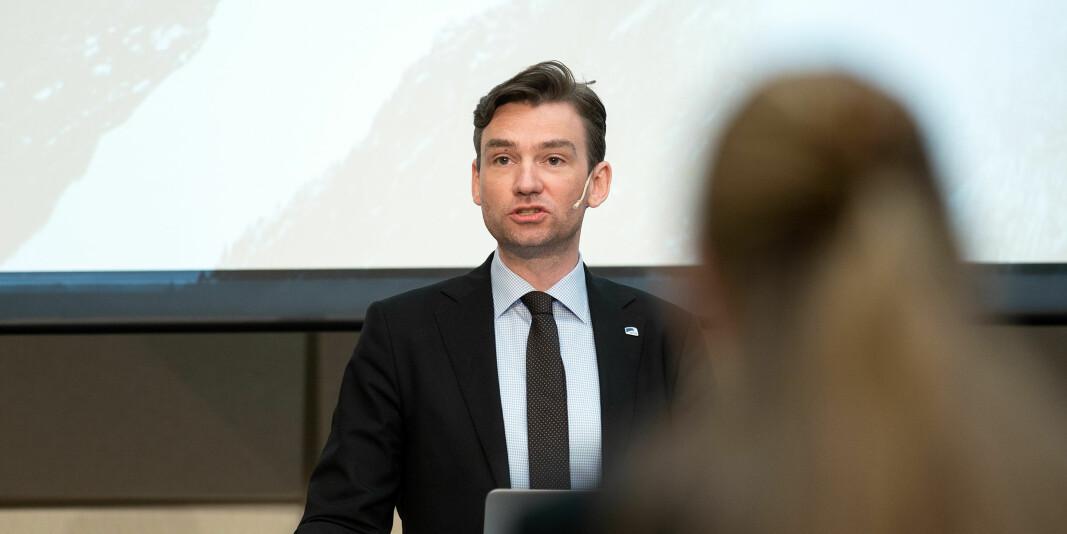 Forsknings- og høyere utdanningsminister Henrik Asheim kunngjorde i dag at universiteter og høgskoler får 4000 studieplasser ekstra.