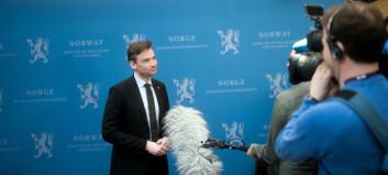 Budsjettlekkasje: Oppretter 250 nye rekrutteringsstillinger