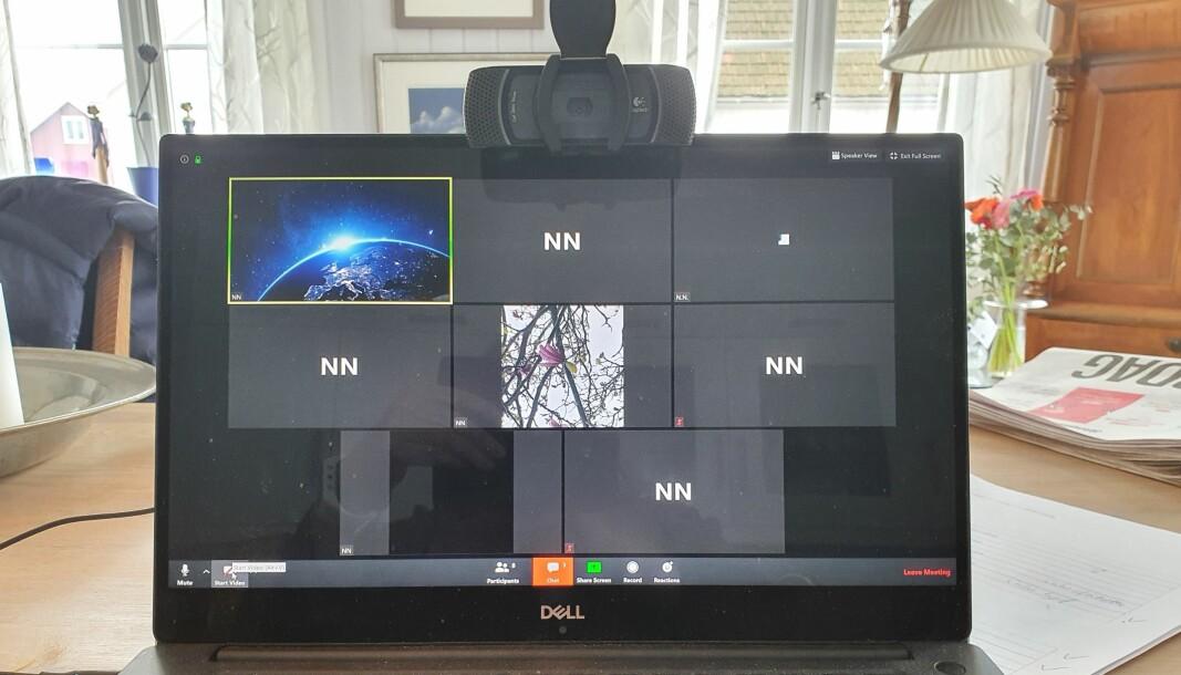 I Hilde Larsen Damsgaards visjon om svarte skjermer 2.0 kan problemet med svarte skjermer overvinnes med bedre løsninger og tilretteleggelser for digital undervisning.