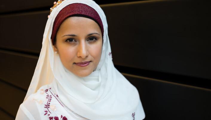 Aisha Ahmad har selv følgt sine nedskrevne råd under koronakrisen.