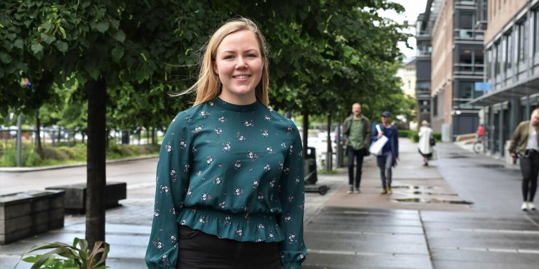 Sivilingeniørstudent Silje Skyttern er valgt som leder for Nito Studentene under deres landsmøte i helgen.