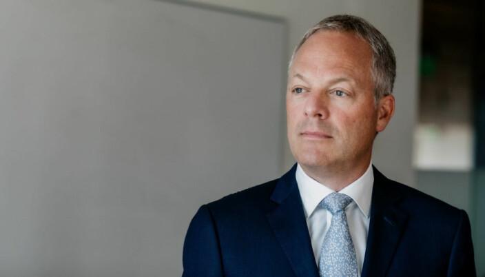 Øystein Eriksen Søreide, adm.dir. i Abelia.