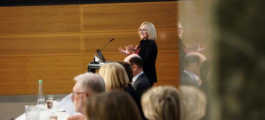 Aune-utvalget vil gi bråstopp i utviklingen av gode vurderingsformer