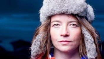Kriss Rokkan Iversen er marinbiolog og polarforsker. Hun fratrer nå som viserektor ved UiT.
