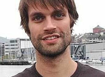 Professor Christian Jørgensen, UiB.