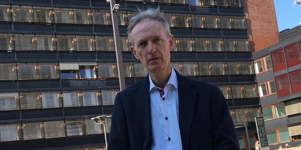 — Å lede Ifikk er en stor utfordring, i og med de økonomiske problemene instituttet har havnet i, sier Tor Egil Førland, en av søkerne til jobben.