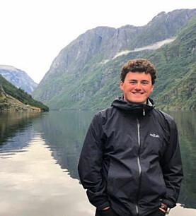 Thomas Stevenson jobber for styret UiBdoc, som er en interessegrupper for alle doktorgrads- og postdoktorgradsforskere ved UiB. Nå vil han fremme deres sak i styret til universitetet.