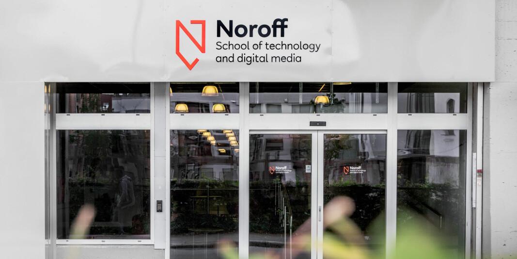 Noroff - School of Technology and Digital Media tilbyr blant annet studier innen IT-sikkerhet. Nettopp derfor mener administrerende direktør og rektor ved skolen, Lars Erik Torjussen, at det som har skjedd er ekstra uheldig.