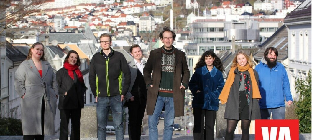 Venstrealliansen vant studentvalg i Bergen