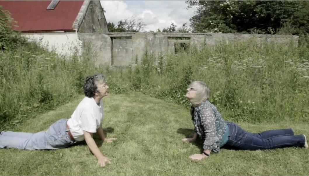 Fra filmen Agnes & Nancy