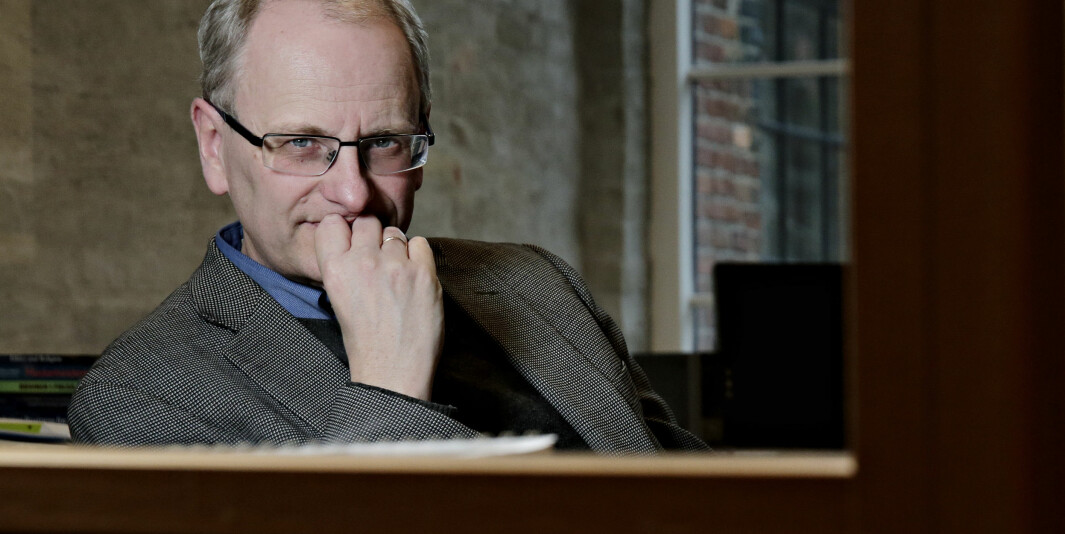Påtroppende oljefondssjef Nicolai Tangens luksusseminar