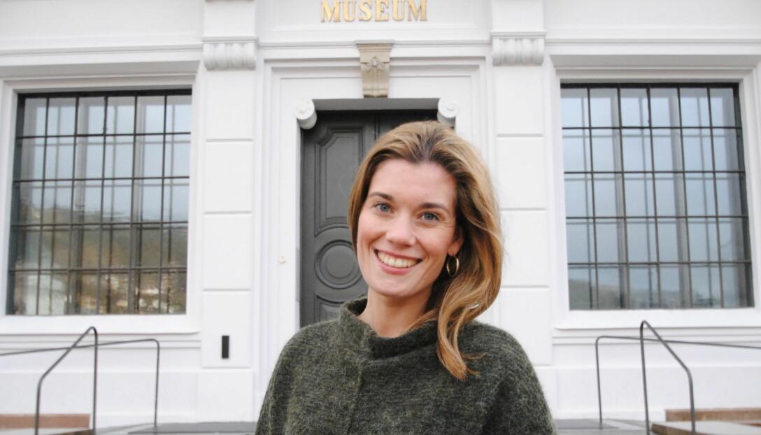 Sara Berge Økland har brei politisk erfaring. Nå går hun inn i studentpolitikken.