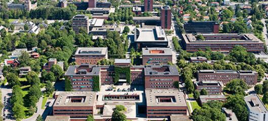 Universitetet i Oslo og NTNU vil ha tomter fra opplysningsfondet