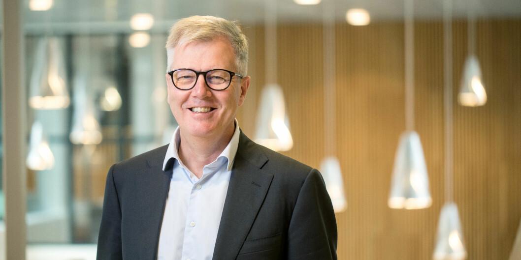 Dekan Asle Holte ved Høgskulen på Vestlandet oppretter ny linje for lærerstudenter med forskertalent.