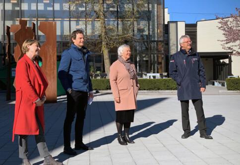 Høgskolen i Innlandet får gigantgave fra stiftelse