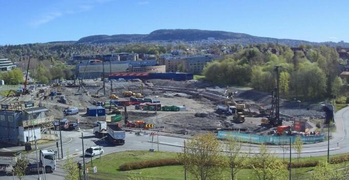 Statlig milliardstrid om tomt ved Universitetet i Oslo