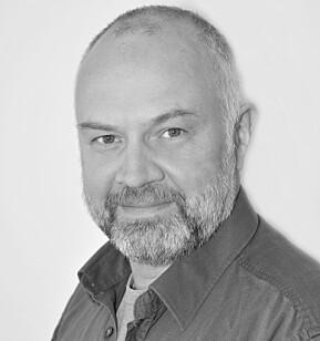 Fredrik Shetelig er dekan på Fakultet for arkitektur og design ved NTNU.