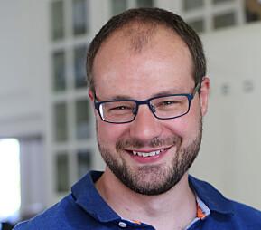Svend Andreas Horgen, førstelektor USN.
