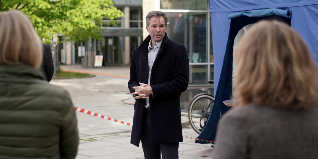 Administrerende direktør i Forskningsrådet, John-Arne Røttingen, kan konstatere at koronakrisen har ført til økt interesse og tillit til forskning.