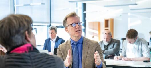 Gjør endringer i kriseberedskap etter ekstern evaluering