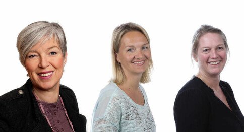 Tre kvinner inn i toppledelsen til USN