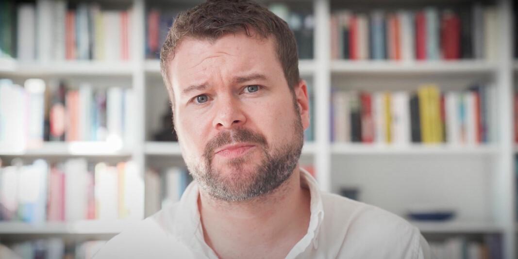 Professor ved Universitetet i Oslo, Tore Wig, er frustrert over at han og andre forskerkollegaer i en kaotisk og tidspresset periode må bruke mye tid på å tilpasse CV-ene og søknadene sine til Forskningsrådets nye maler.