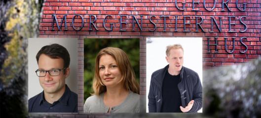 Hjerneflukt fra filosofimiljø ved Universitetet i Oslo