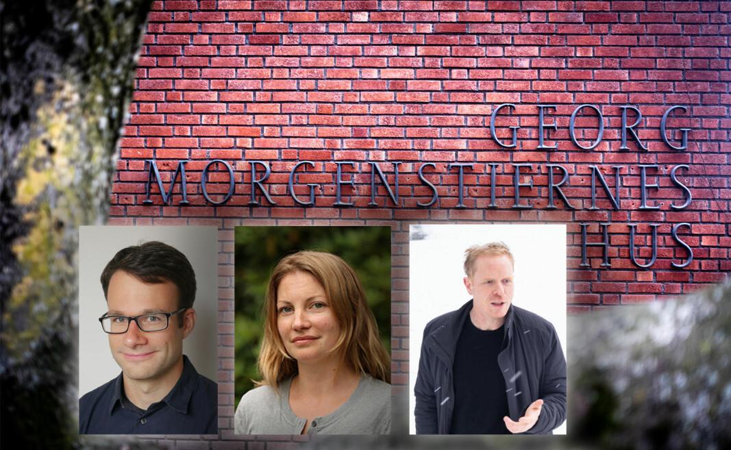 Peter Fritz, Rachel Sterken og Herman Cappelen forlater alle Universitetet i Oslo, etter tilbud fra utlandet.