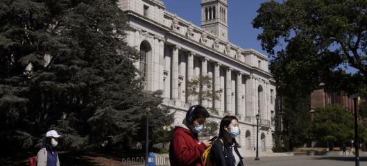 Saksøker universiteter på grunn av stengte campuser