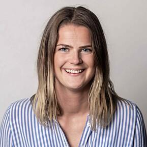 Amalie Lunde tek òg eit år til i arbeidsutvalet.