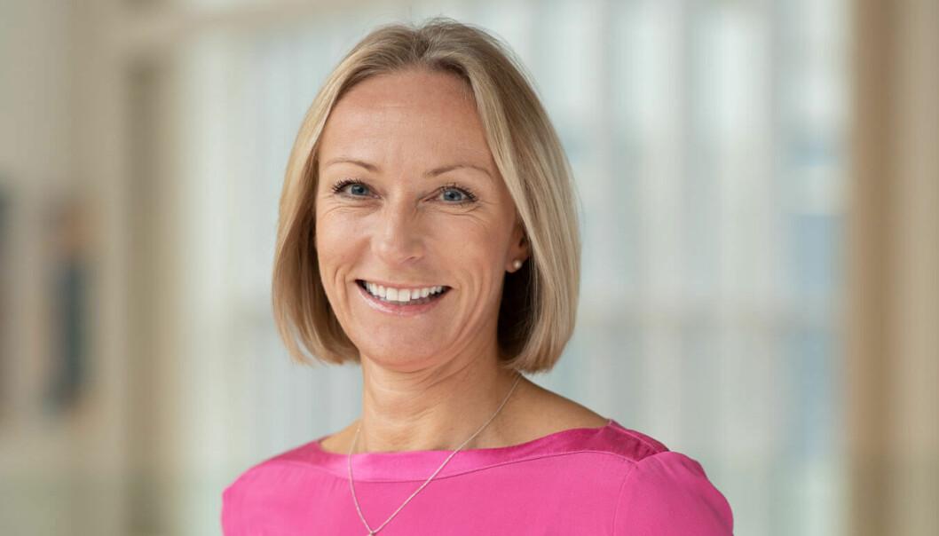 Stine Fiksdal tok over som VIS-sjef tidligere i år. Hun skal rydde opp i et selskap med kraftig underskudd og få inntekter.