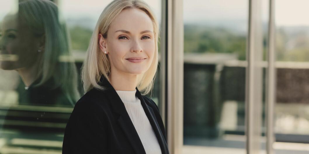 Leder for utdanning og forskning i Abelia Ingrid Somdal-Åmodt Vinje.