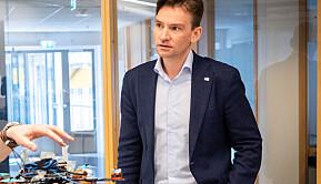 Forskning- og høyere utdanningsminister Henrik Asheim, mener dette er viktig for å ta Norge ut av krisen.