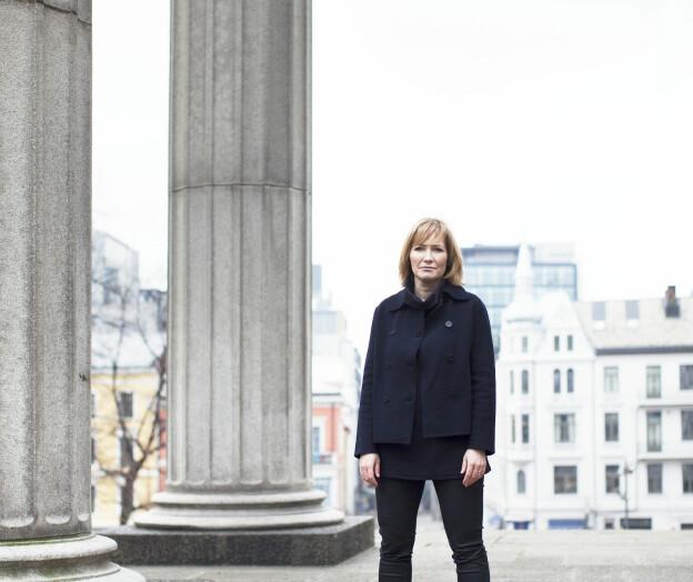 Mathisen ny styreleder ved MF vitenskapelig høyskole