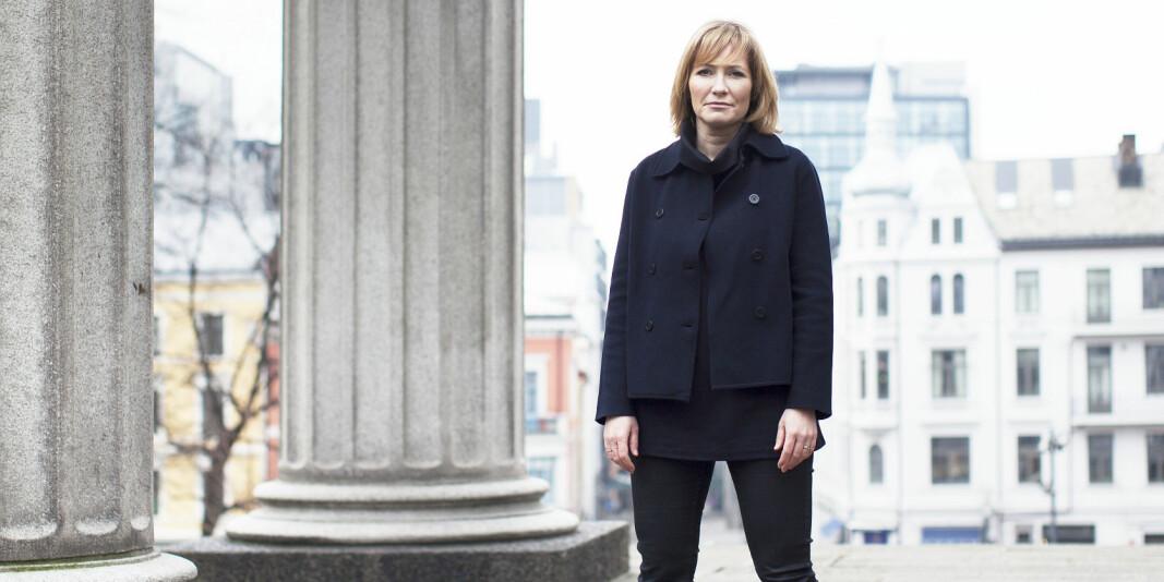 Åshild Mathisen er utdannet litteraturviter, og jobber i TRY-huset. Nå blir hun styreleder ved MF.