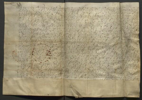 Den 16. mai 1541 sendte Kong Christian III ut fra København en forordning om utlendingers handel i Bergen og stadfester til dels byens tidligere privilegier.
