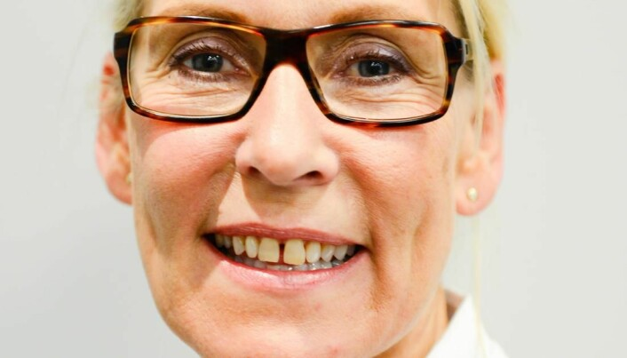 Adm. dir. i Helgelandssykehuset, Hulda Gunnlaugsdottir.