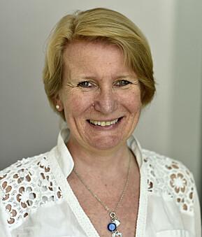 Ragnhild Tungesvik i Diku